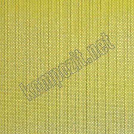Aramid Fiber Kumaş LS 61 gr/m2 plain