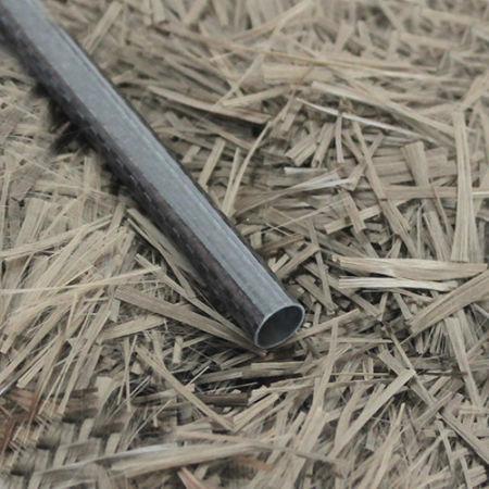 Karbon Fiber Boru 3K Dış/İç Çap:10mm/9mm