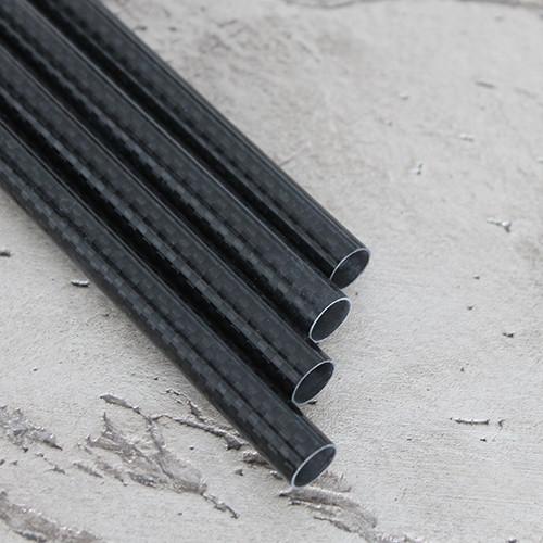 Karbon Fiber Boru 3K Dış/İç Çap:18mm/16mm - Thumbnail