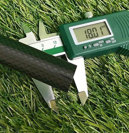 Karbon Fiber Boru 3K Dış/İç Çap:18mm/16mm