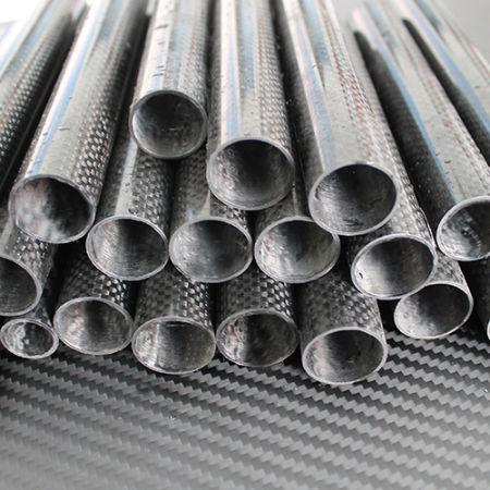 Karbon Fiber Boru 3K Dış/İç Çap:22mm/20mm