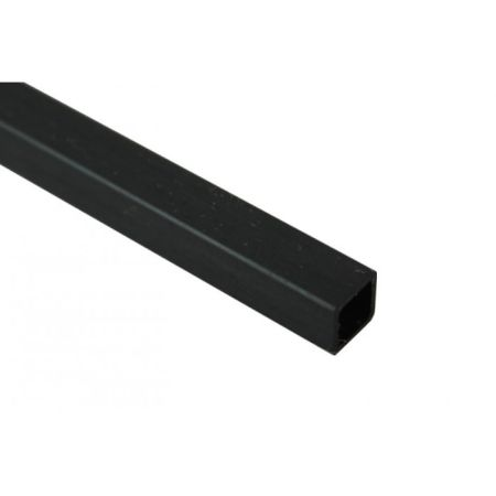Karbon Fiber Eko Kare Profil Dış/İç:6mm/5mm