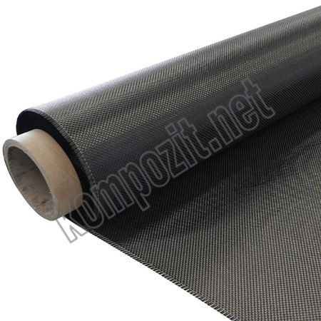 Karbon Fiber Kumaş 600 gr/m2 12k -twill