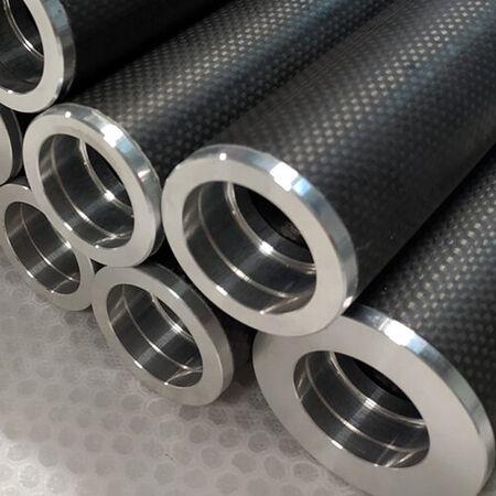 Karbon Fiber Merdane Roller